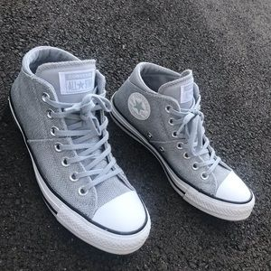 Grey Converse- All Star